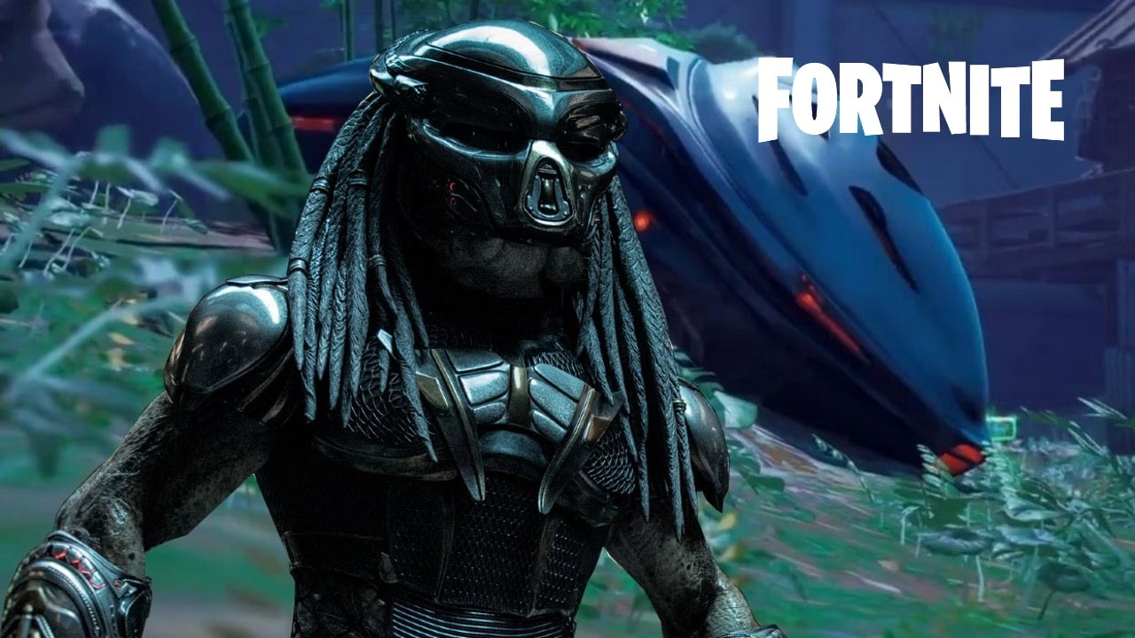 Fortnite predator