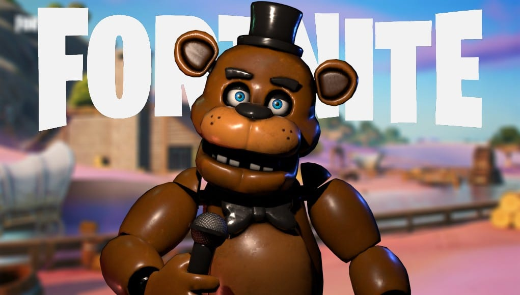 Fortnite FNAF crossover