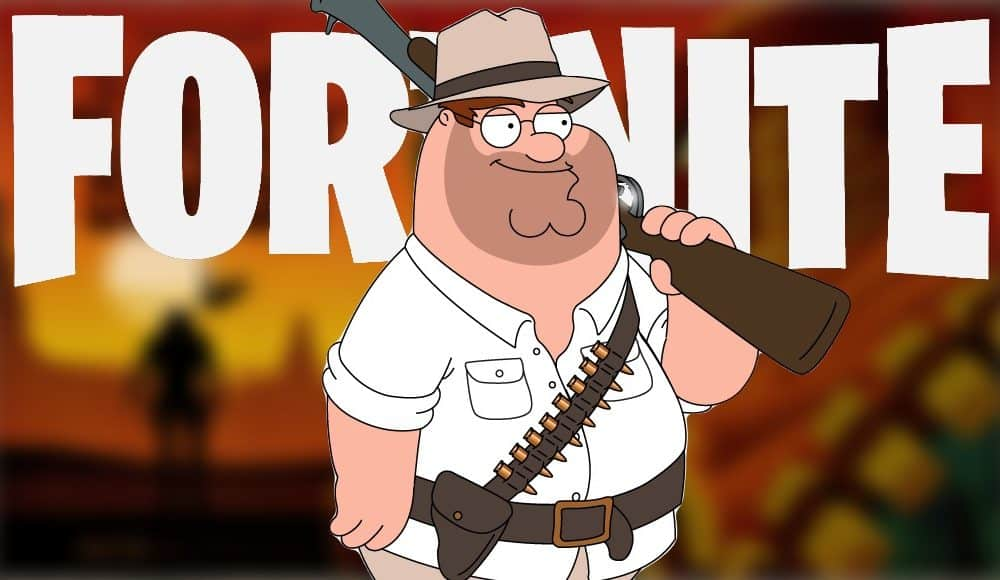 Fortnite leak points to potential Family Guy crossover thumbnail
