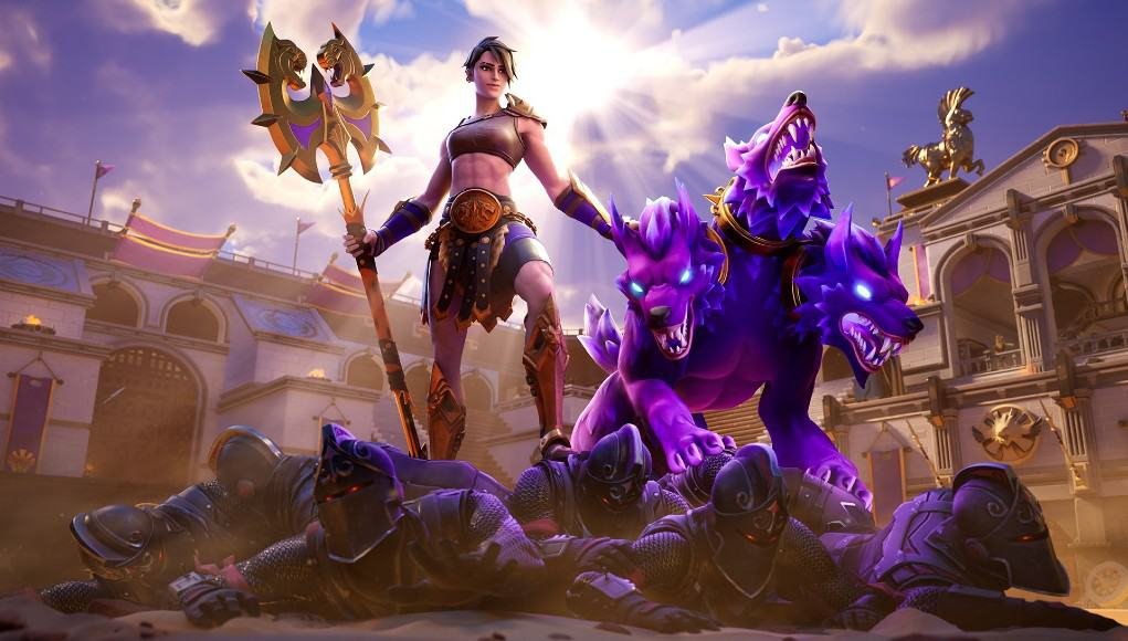Fortnite Season 5 Week 13 challenges
