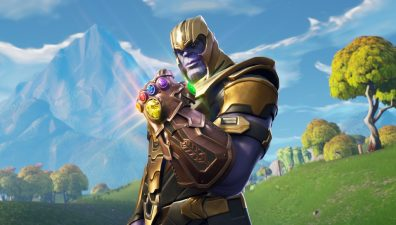 Fortnite Thanos skin