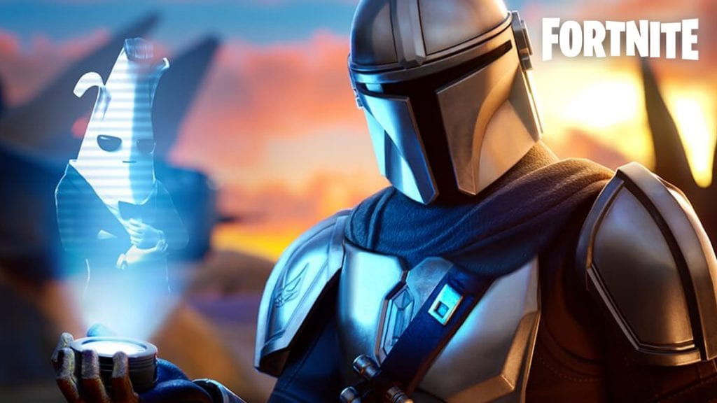 Mando Bounty LTM Fortnite