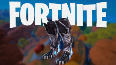 Fortnite Mythic Spire Jumpboots