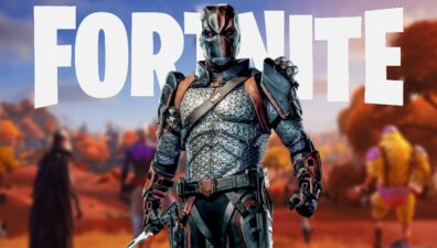 Fortnite Season 6 Deathstroke skin