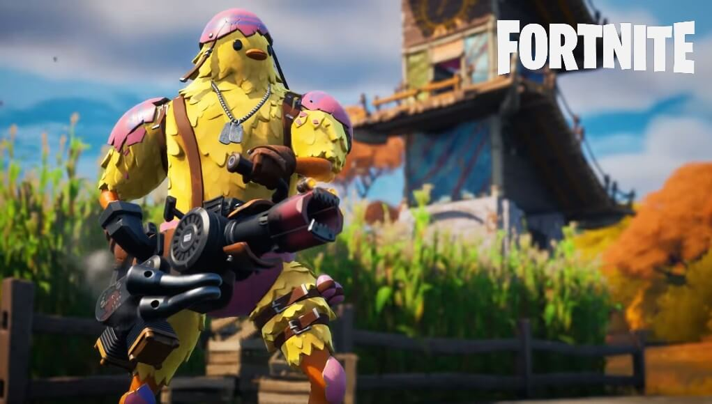Fortnite Season 6 leaked weapons