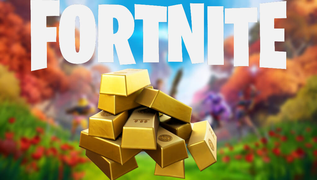 Fortnite Season 6 unlimited gold