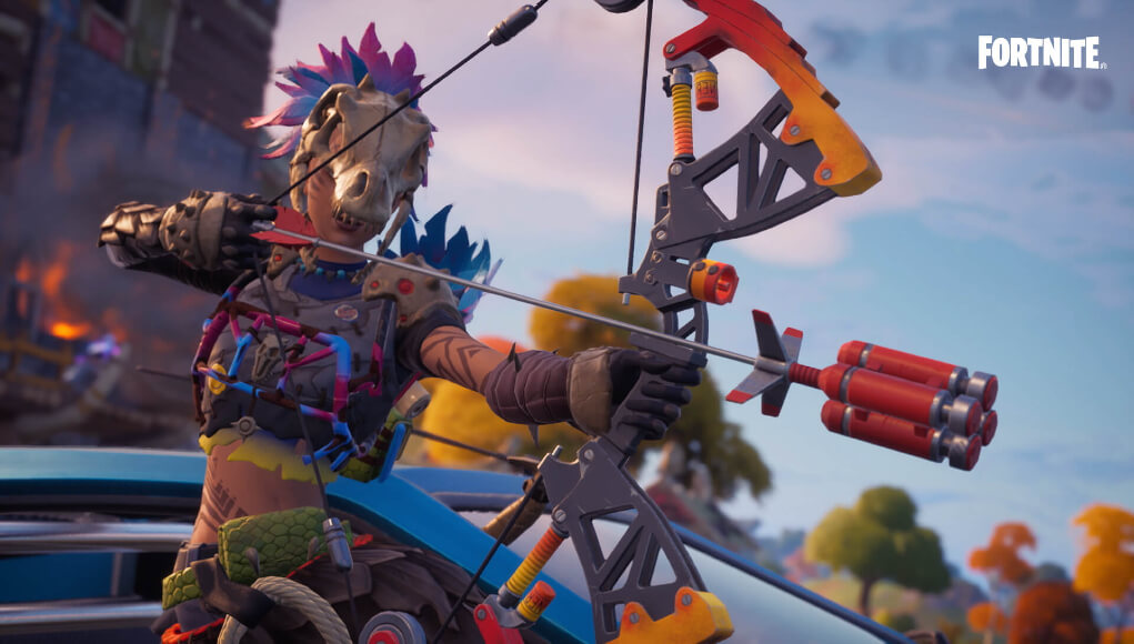 Fortnite Season 6 unstable bow