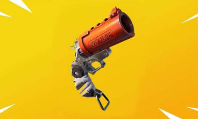 Fortnite Flare Gun Locations