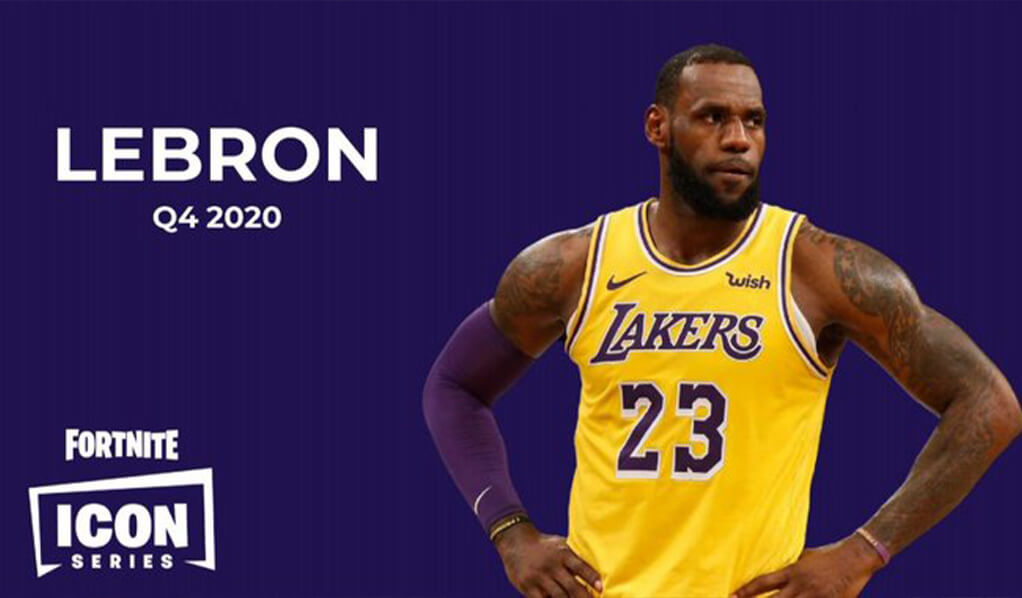 Fortnite Lebron James