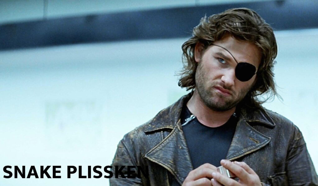Fortnite Snake Plissken