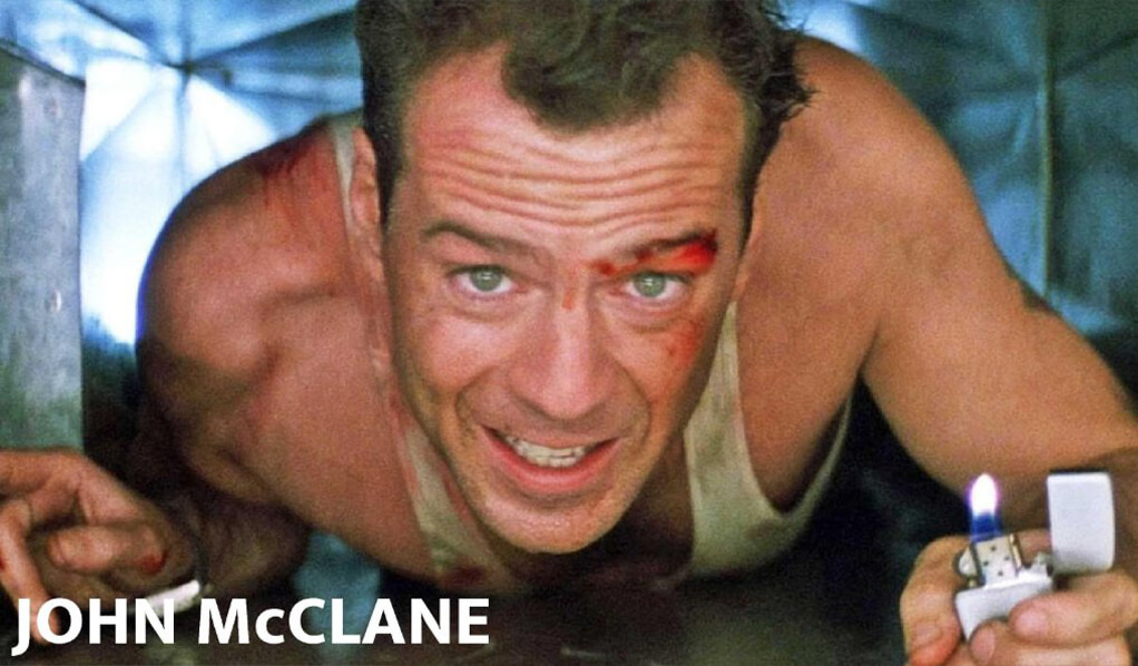 Fortnite john mcClane